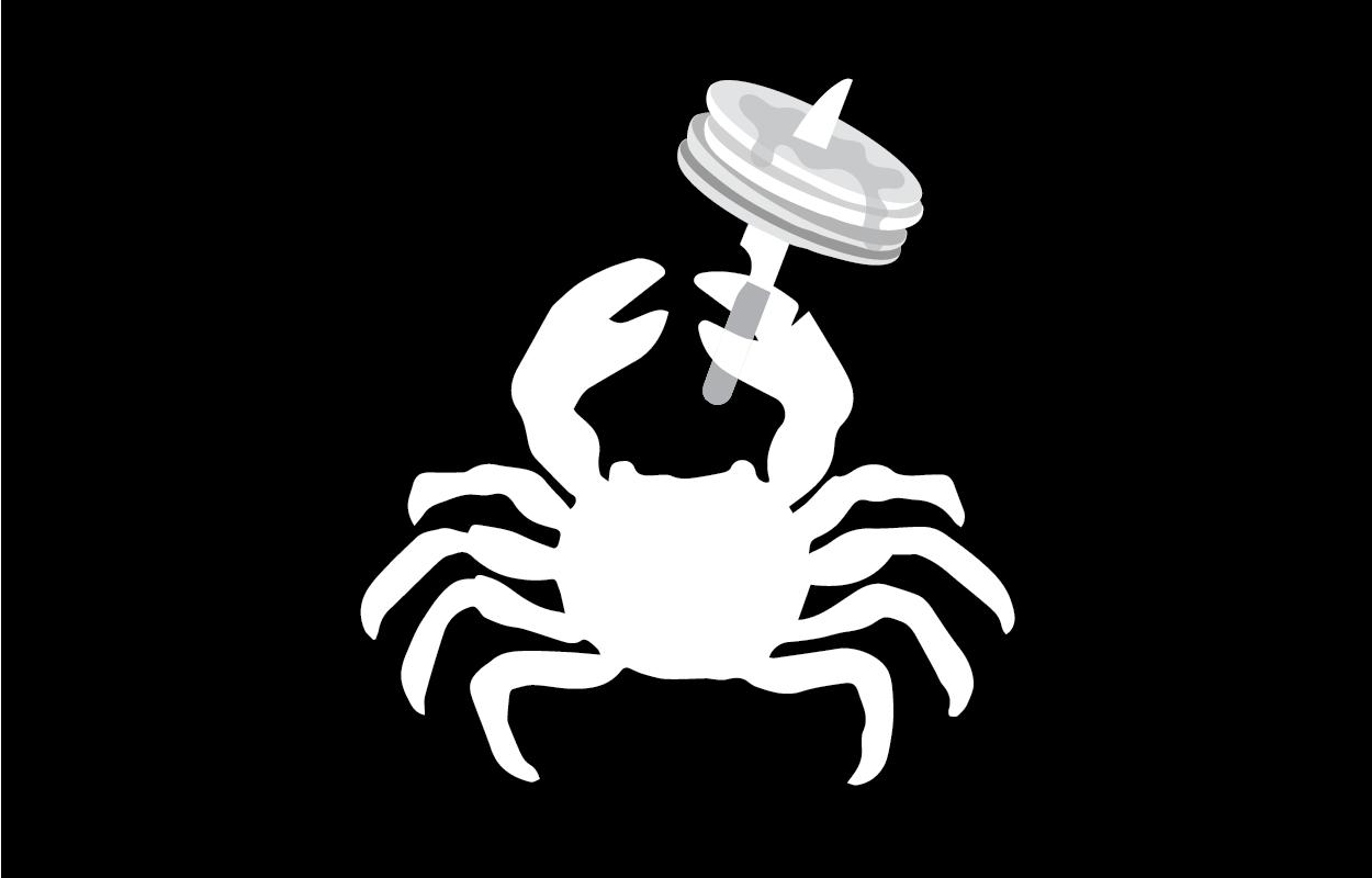 Stabby Crabby Logo